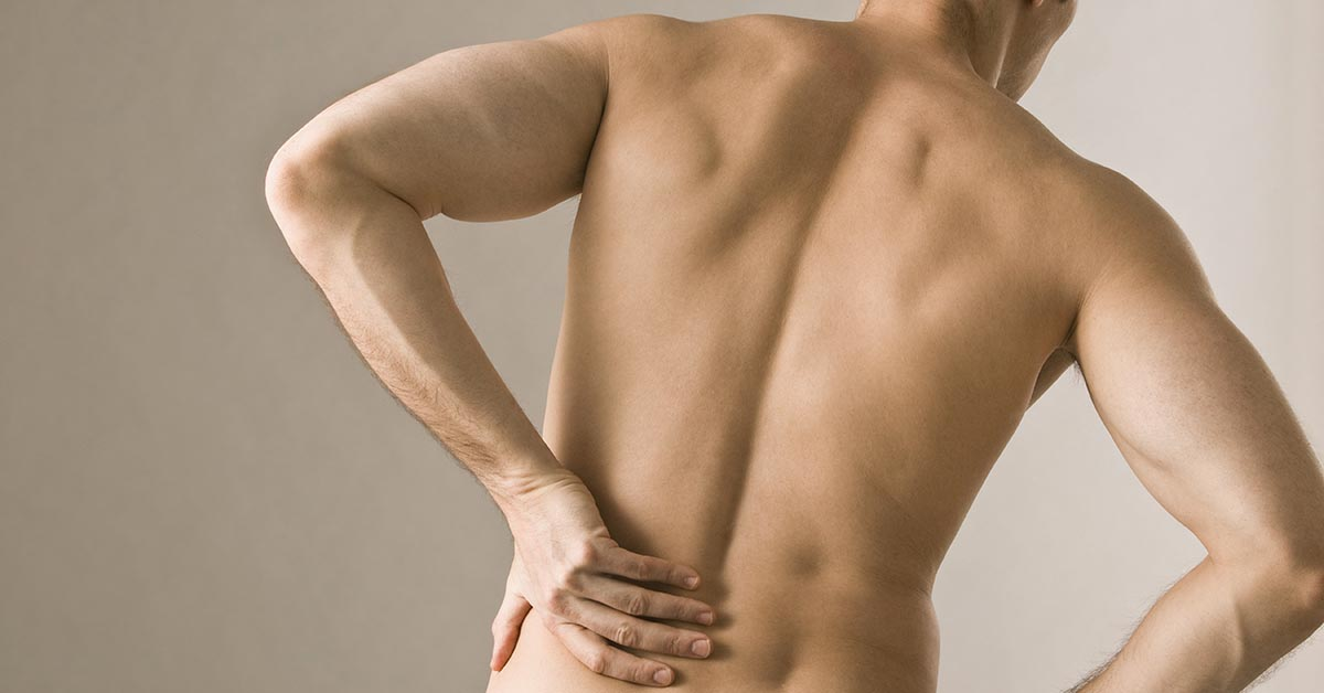 Singapore back pain treatment