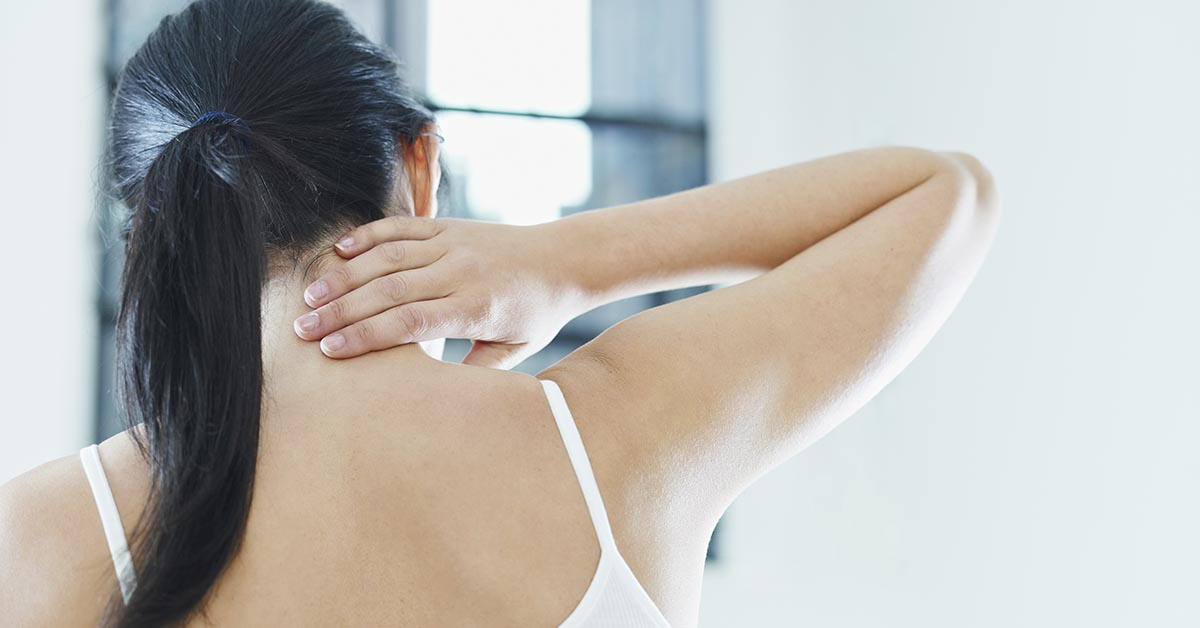 Singapore chiropractic neck pain treatment
