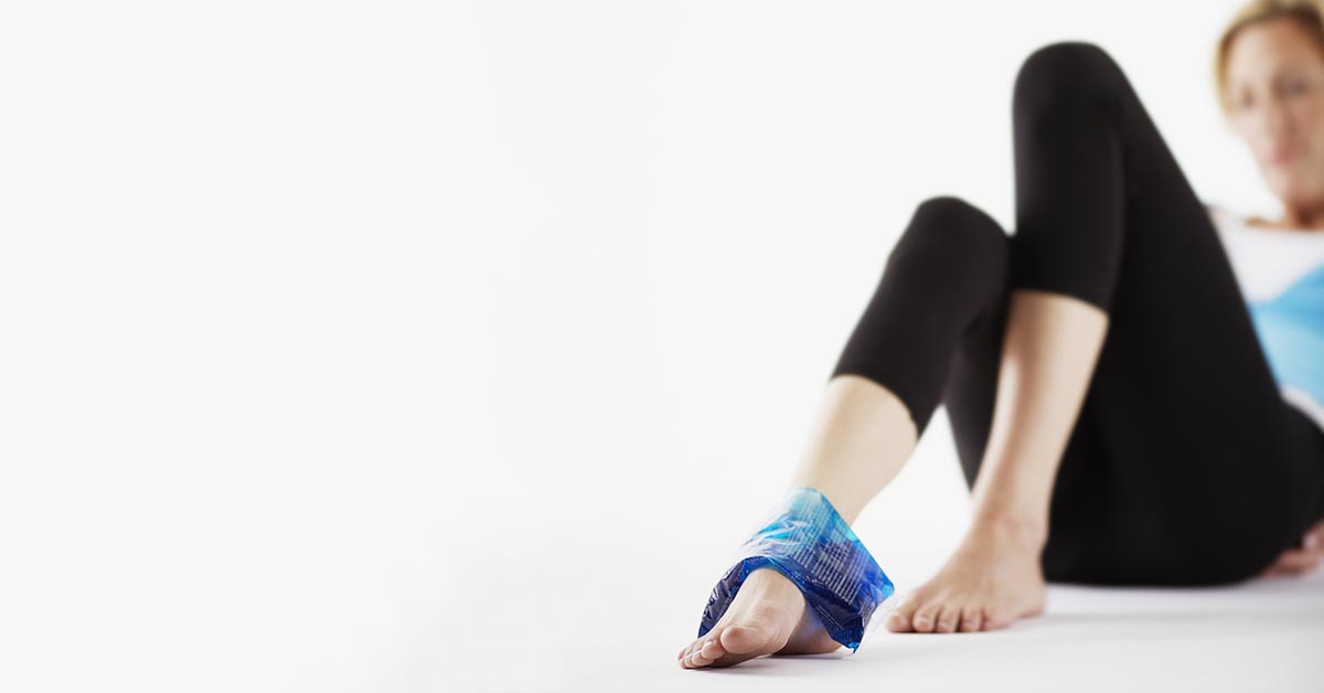 Singapore natural ankle sprain treatment